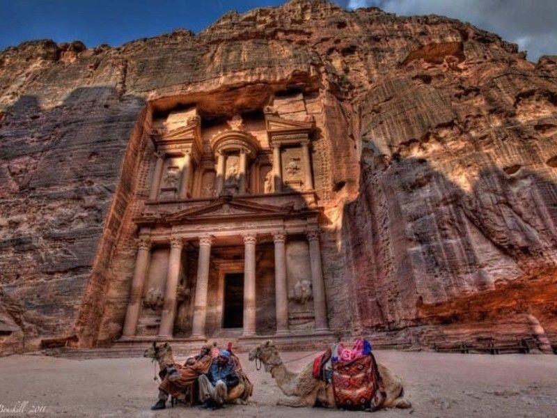 Jordanie Classique - DAmman à Amman 4 *
