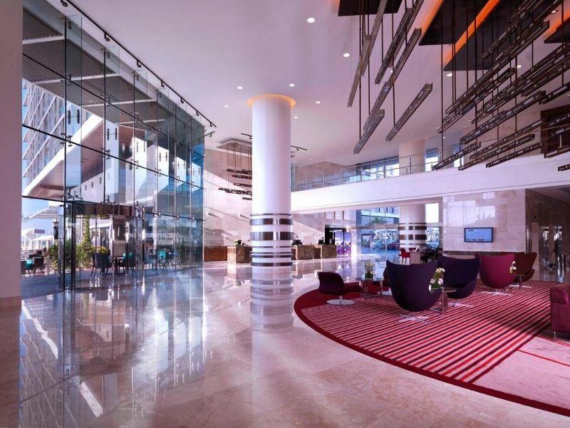 Radisson Blu Hotel, Abu Dhabi Yas Island 4 *