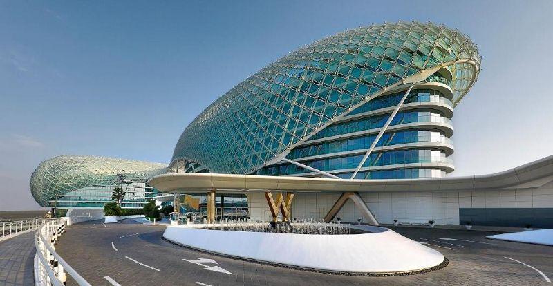 W Abu Dhabi - Yas Island 5 *