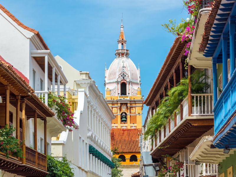 Les Incontournables de la Colombie - De Bogota à Carthagène