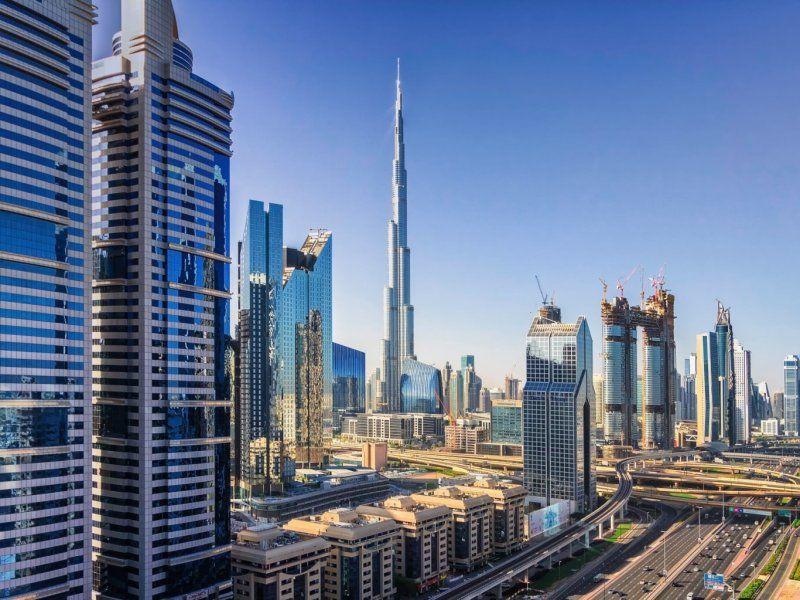 Emirats : LEssentiel - De Dubai à Dubai 4 *