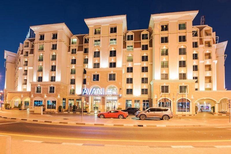 Avani Deira Dubaï Hôtel 5 *