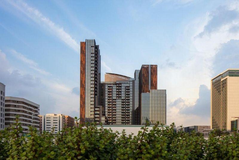 DoubleTree By Hilton Dubaï Square Hotel & Residences 5 *