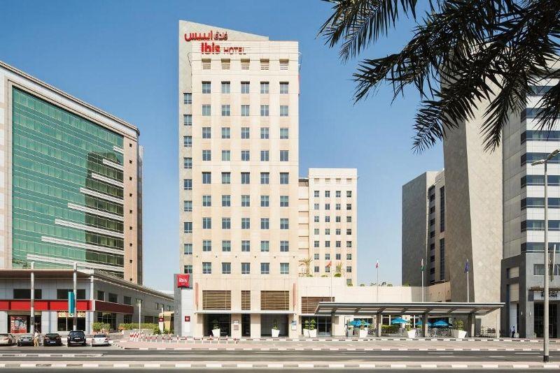 Ibis Dubai Deira City Centre 3 *