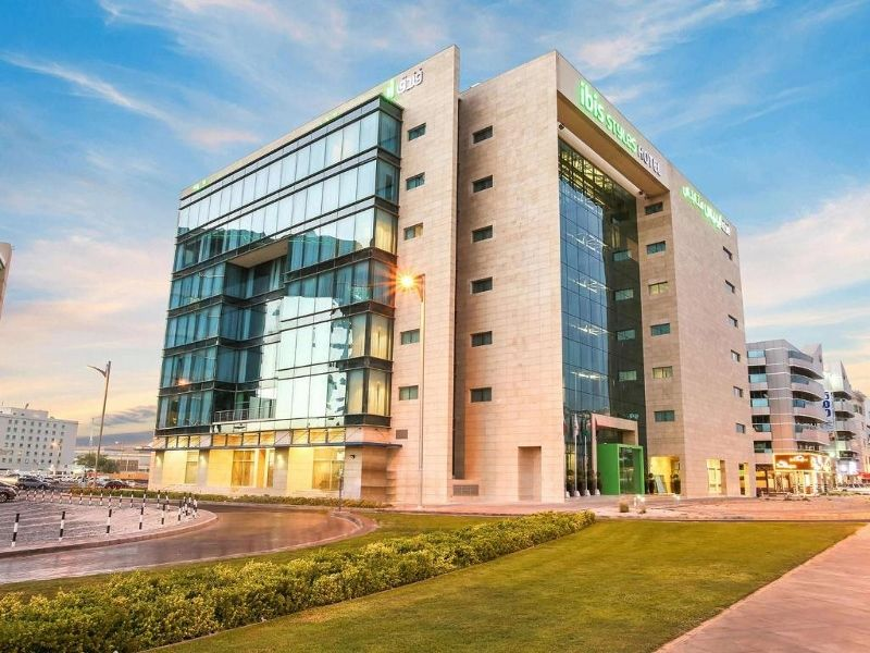 Ibis Styles Dubai Jumeira Hotel 3 *