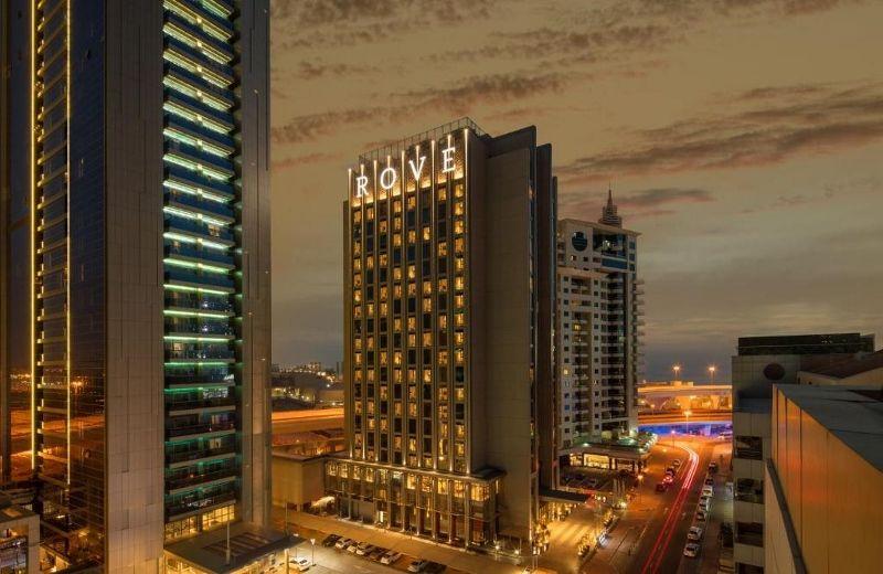 Rove Dubaï Marina 3 *