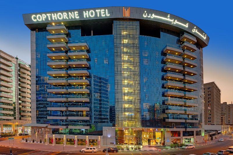Copthorne Hôtel Dubaï 4 *