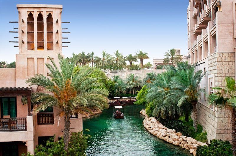 Immersion à Dubai 5 Nuits + 1 ticket pour une journée à lexposition universelle 5 *