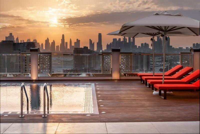 Hilton Garden Inn Al Jadaf 4 *