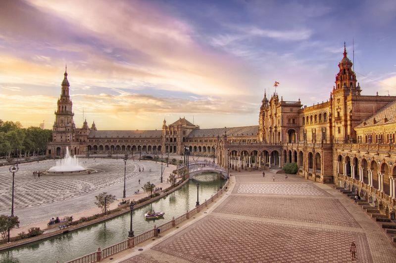 Combiné Séville - Sud Andalousie avec location de voiture