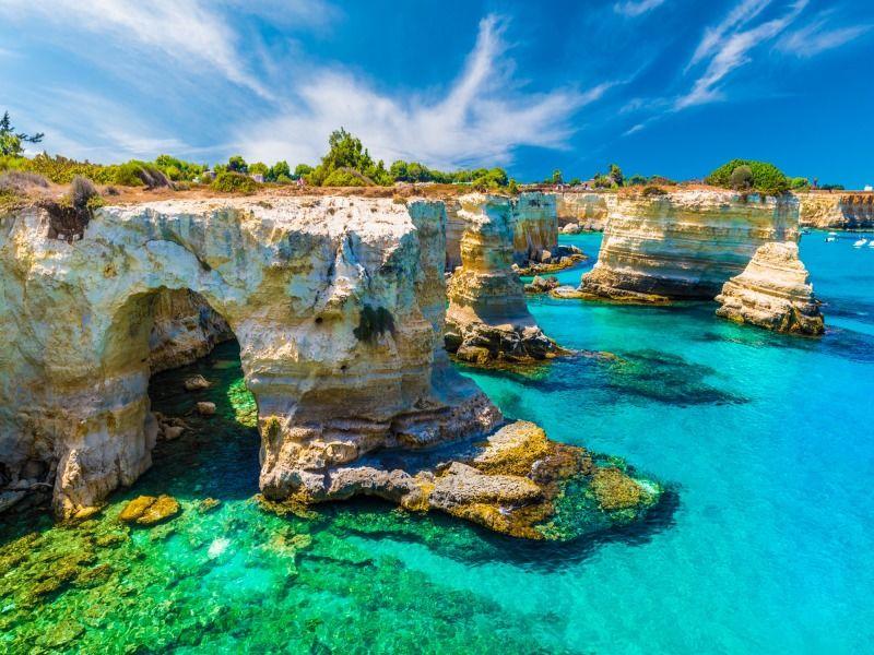 Les Pouilles Et La Basilicate Au Volant! - De Bari à Bari