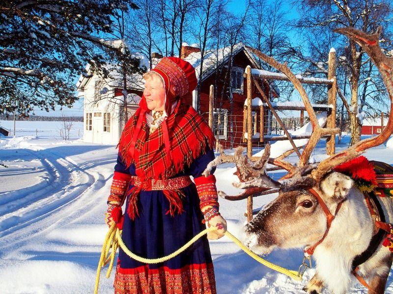 Essentiel De Laponie - De Kittilä à Kittilä