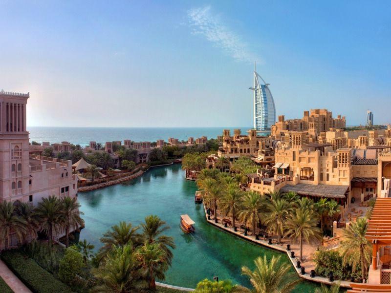 De Terre dEncens à Terre de Mirages - De Muscat à Dubaï
