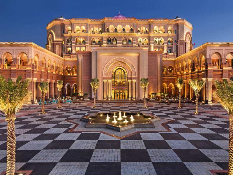 Célébrer Le Nouvel An Aux Emirats - De Dubaï à Dubaï