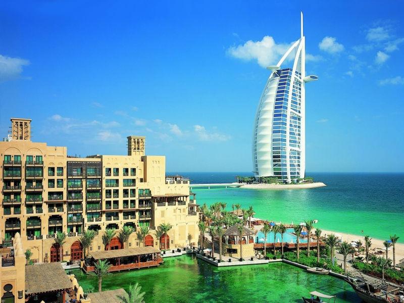 Dubaï Ville de Mirage - De Dubaï à Dubaï