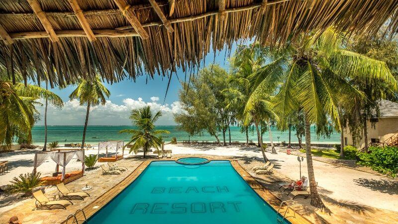 Club Coralia Kae Beach Zanzibar Resort 4 *