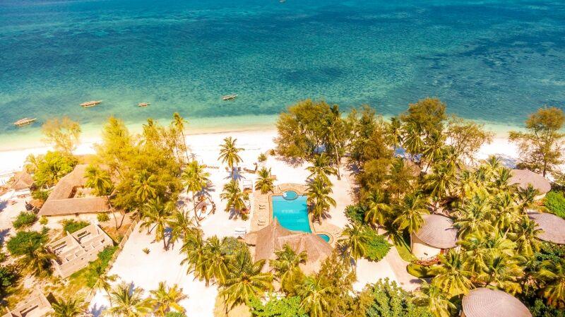 Kae Beach Zanzibar Resort 4 *